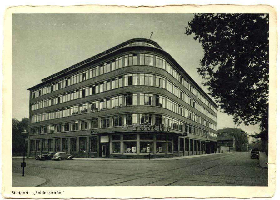 Seidenstr. 36, Stuttgart