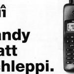 20 Jahre »Handy« – 55 Jahre Mobilfunk in der BRD