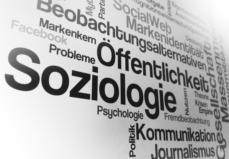 SoziologieÖffentlichkeit