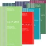 ACTA 2013 kompakt
