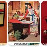 Heute ist die Zukunft von gestern XV: Der Honeywell Kitchen Computer (1969)