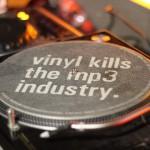 Splitter: Vinyl is not dead yet