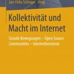 Neues Buch: Kollektivität und Macht im Internet
