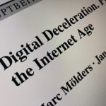 Kurz notiert: Protest and Societal Irritation in the Internet Age