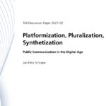 SOI Discussion Paper: Public Communication in the Digital Age